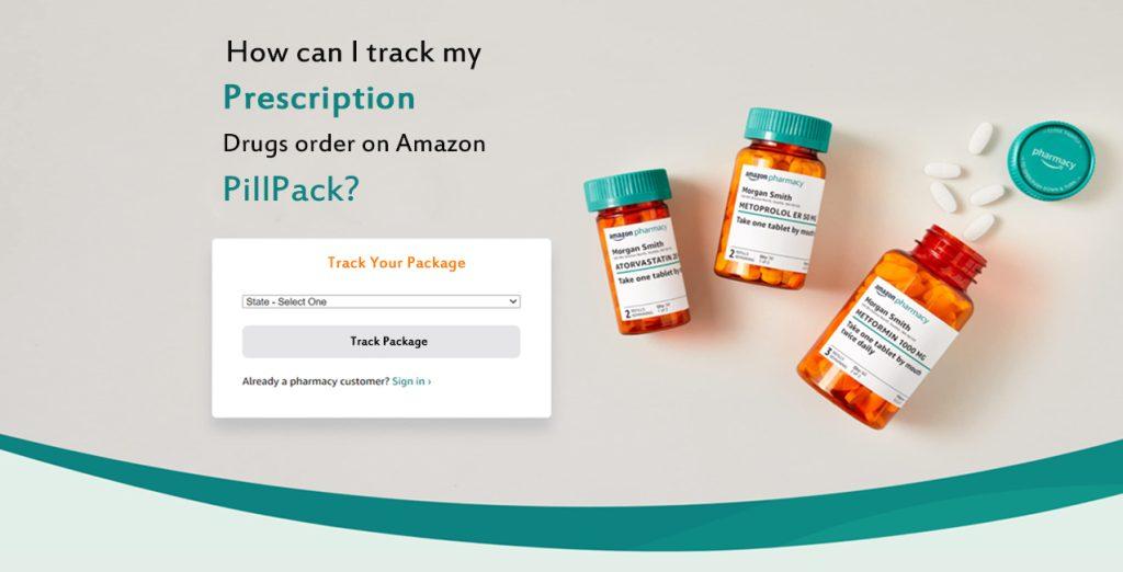 Track Prescription Drugs with Amazon PillPack