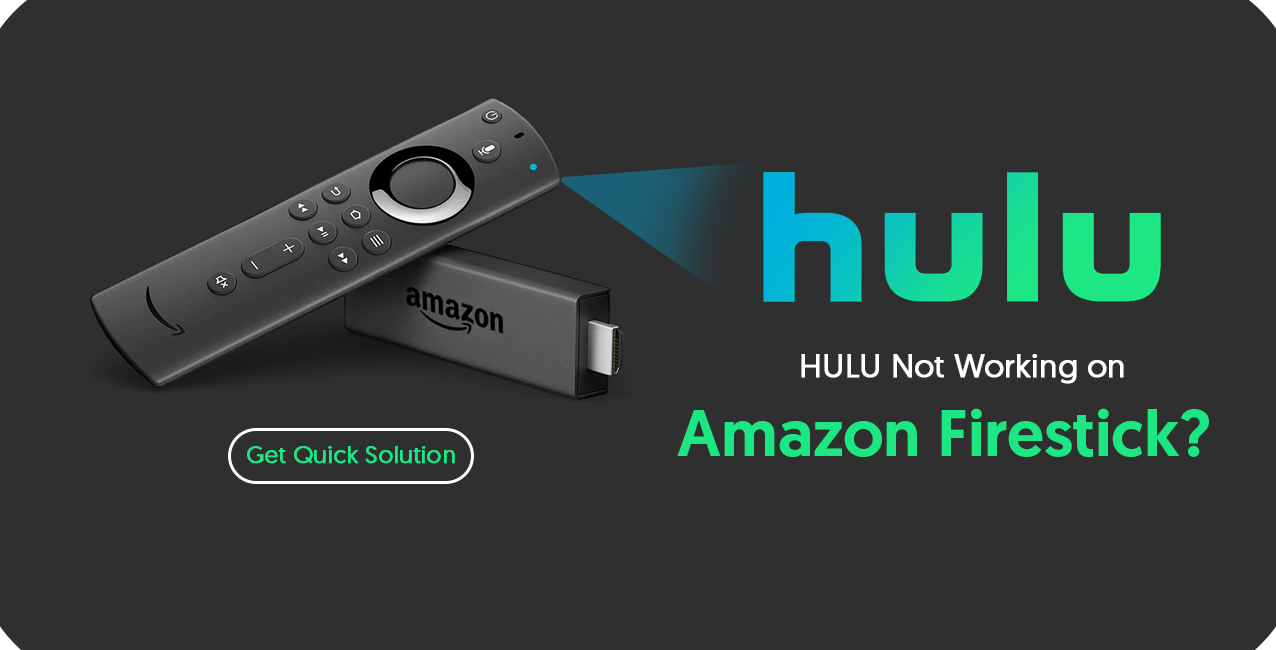 solution for Hulu not working on Amazon Firestick