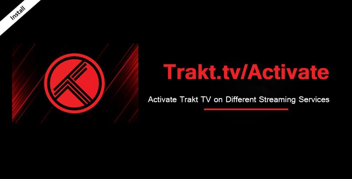 Activate Trakt Tv on Kodi