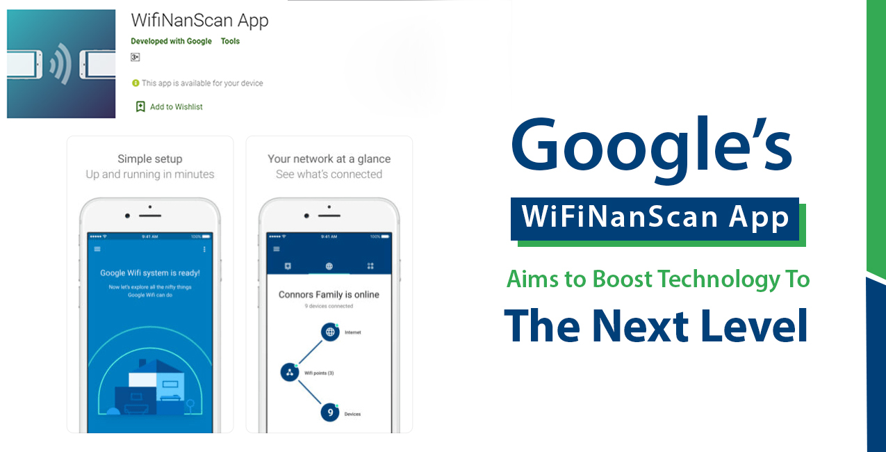 How to install Google WiFiNanScan