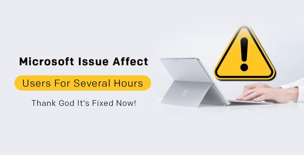 Microsoft fixes Windows 10 update issues