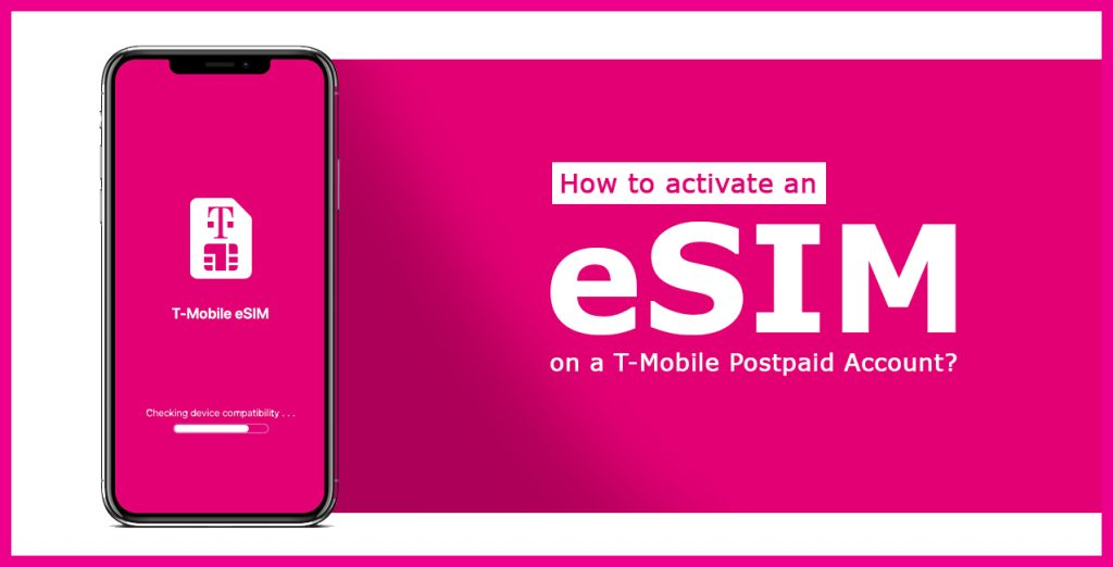 eSIM activation on T-Mobile