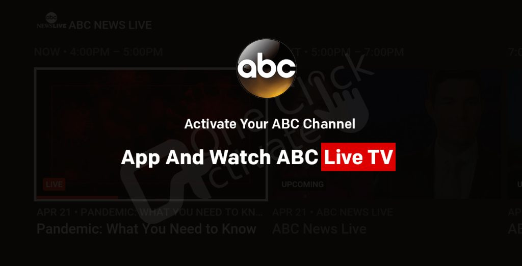 How to Activate ABC Channel App