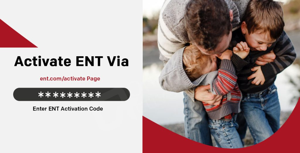 Activate ENT Card for Online Baning
