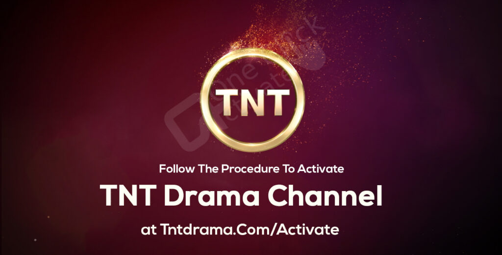 Activate TNT Drama Channel on Roku