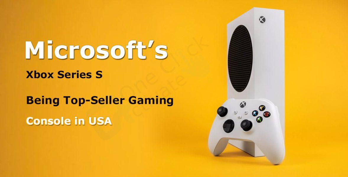 Microsoft's Xbox Series S