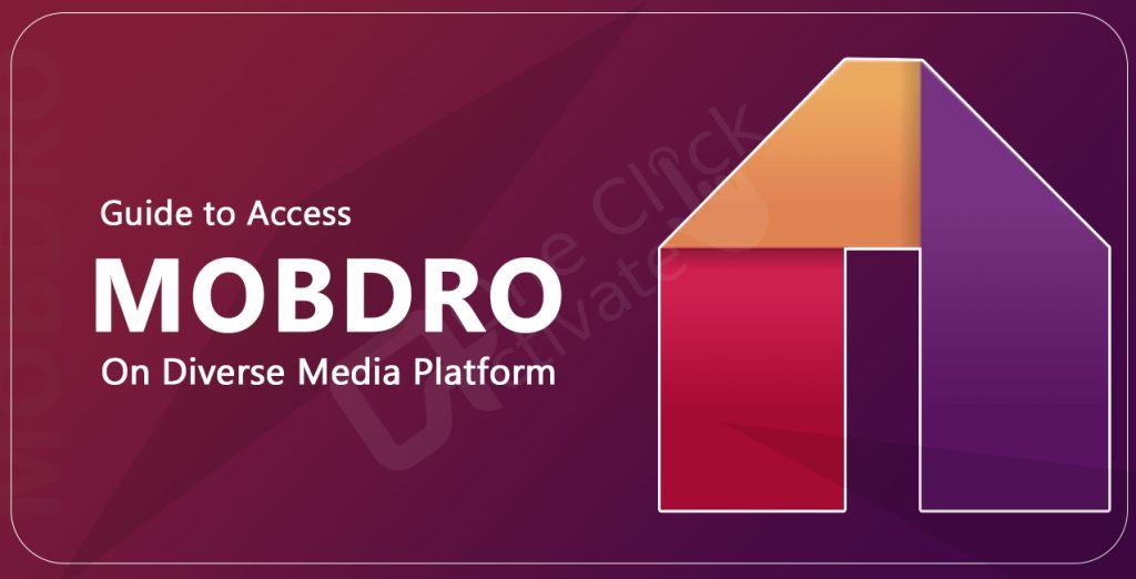 Install Mobdro on Roku Media Player