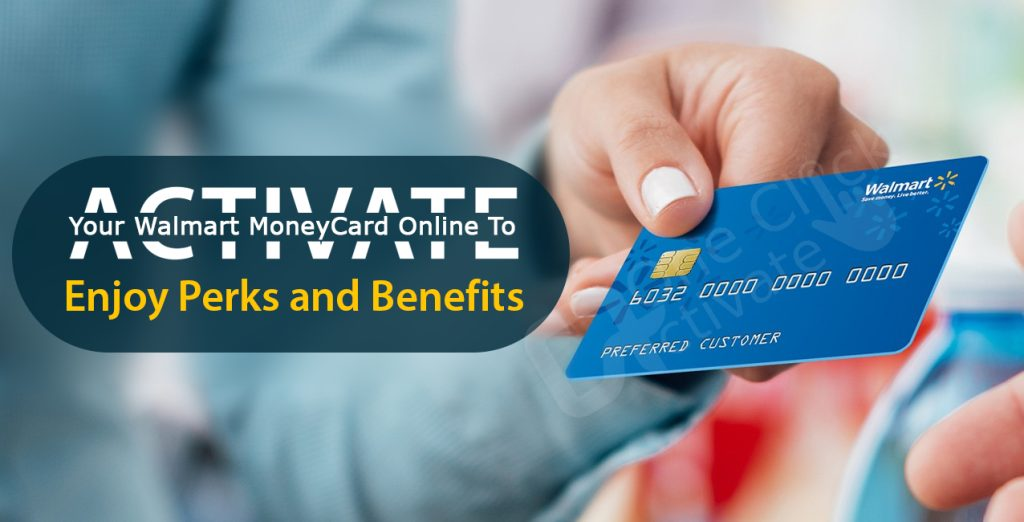 How to activate your walmart moneycard