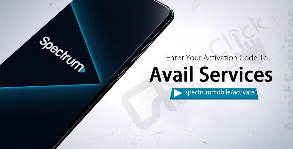 Activate Spectrum Mobile at spectrummobile.com/activate