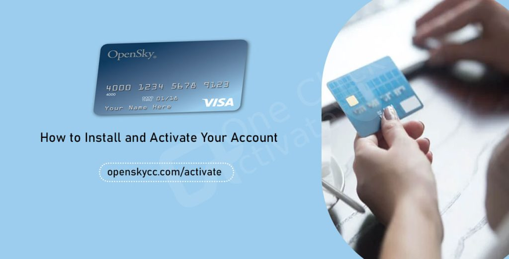 activate your OpenSky account