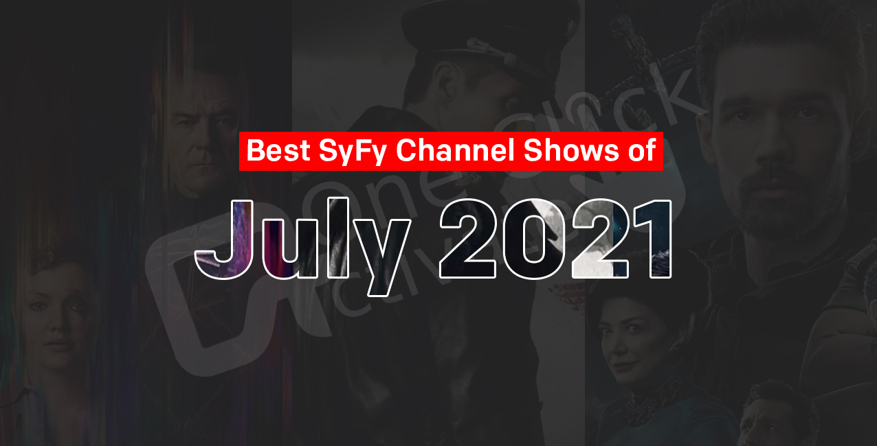 Best SyFy Shows 2021