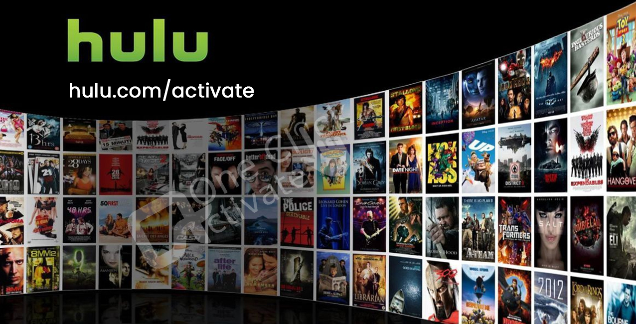 Hulu Activation Guide