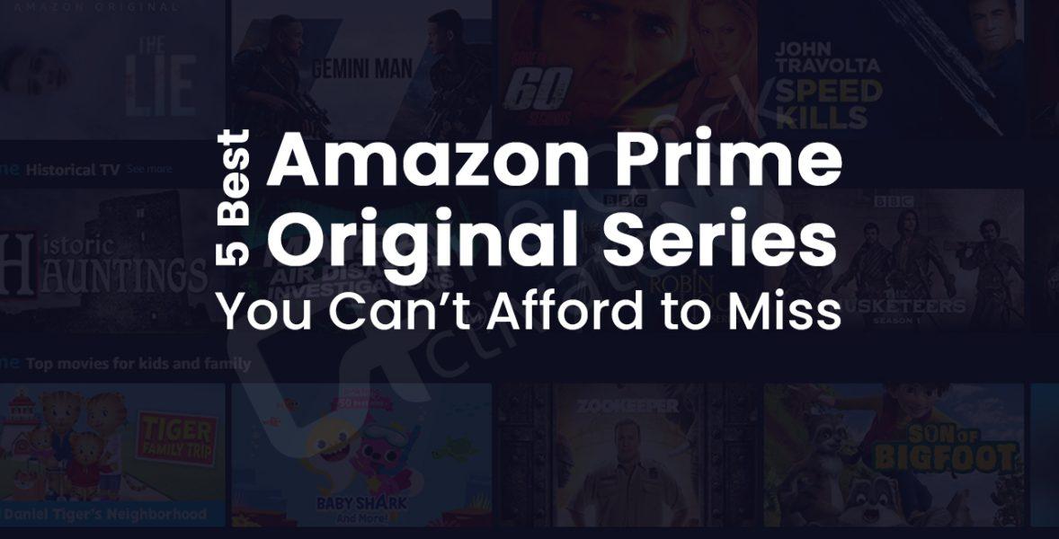 Best Amazon Original Series