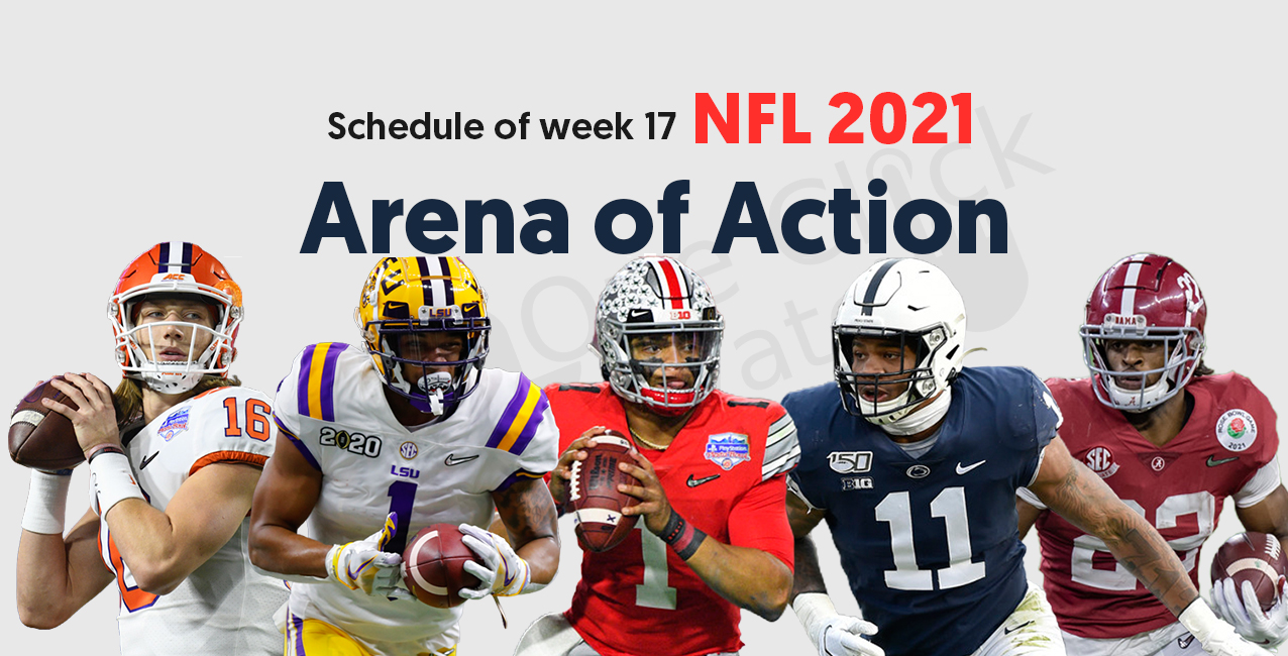 NFL 2021 week 17