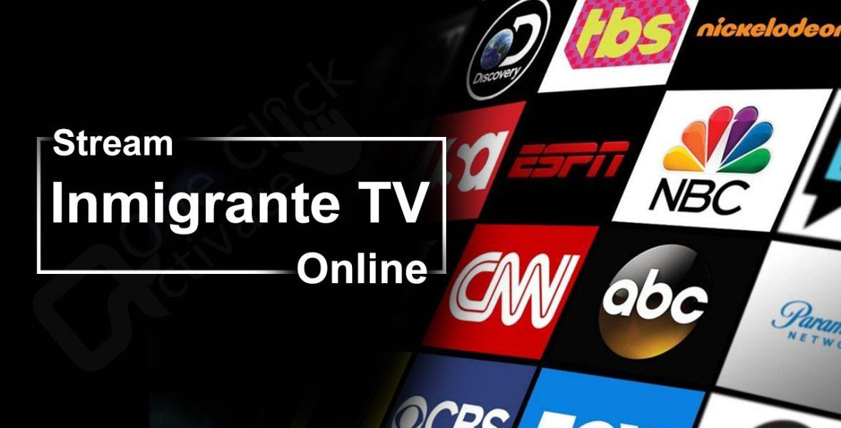 Activate Inmigrante TV