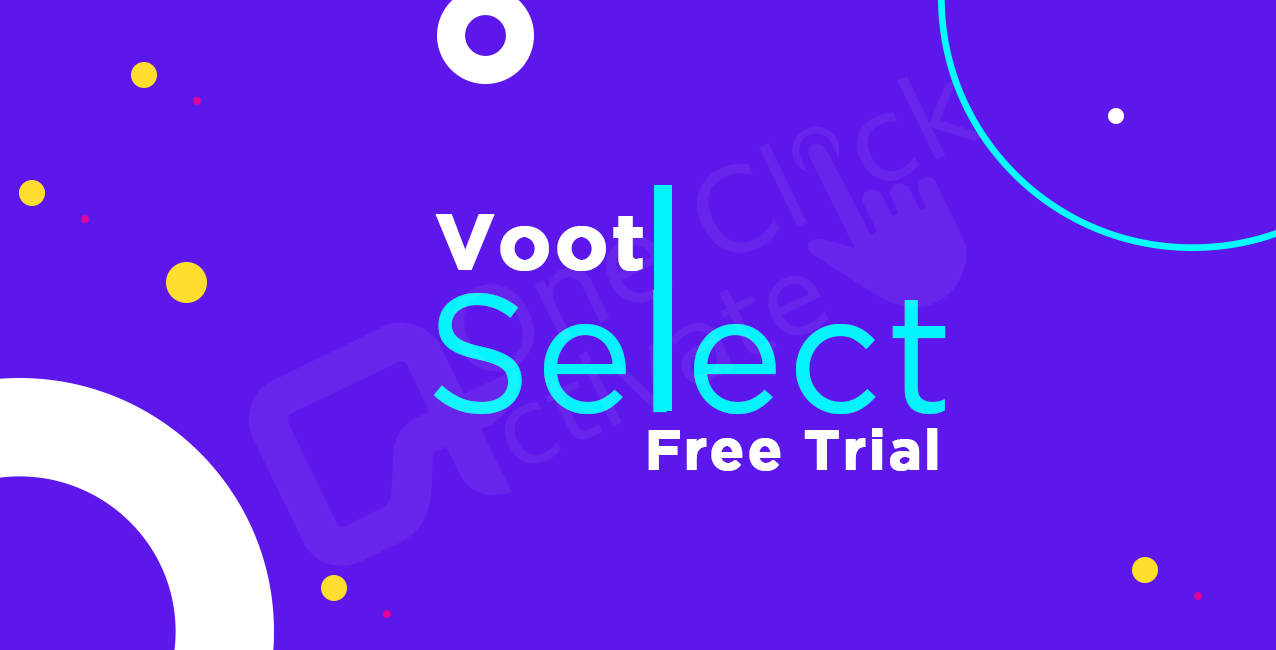 Voot Select free Trial