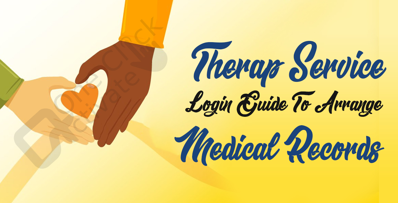 Login to Therap Medical Service