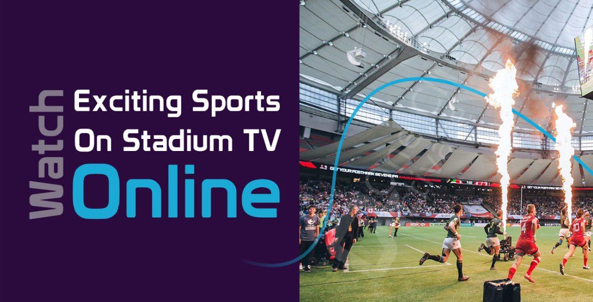 Watch Exciting Sports on Stadium TV
