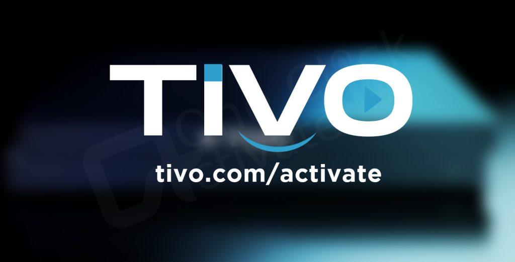 tivo.com/activate