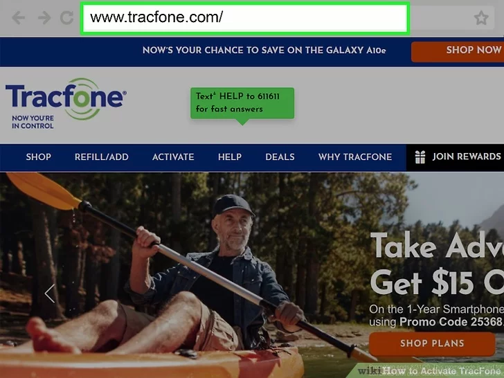 Activate Tracfone